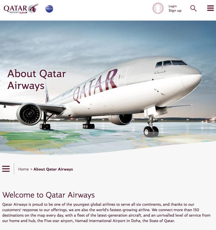 Qatar Airways (2015–) 1