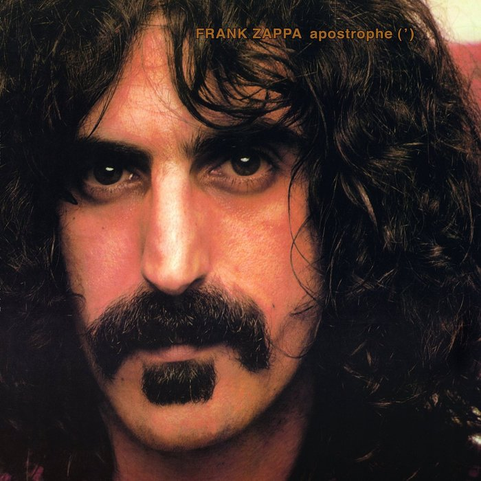 Apostrophe (') – Frank Zappa 1