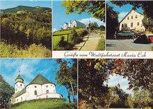 Wallfahrtsort Maria Eck postcards
