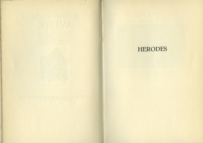 Herodes – Ernest Claes (De Blauwe Snoeckjes) 4