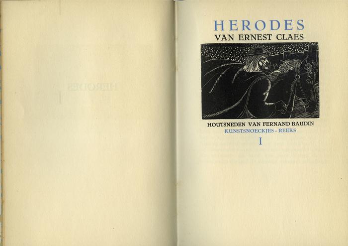Herodes – Ernest Claes (De Blauwe Snoeckjes) 5