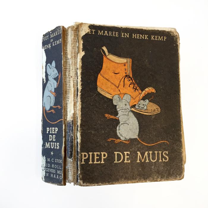 Piep de Muis – Piet Marée & Henk Kemp 1