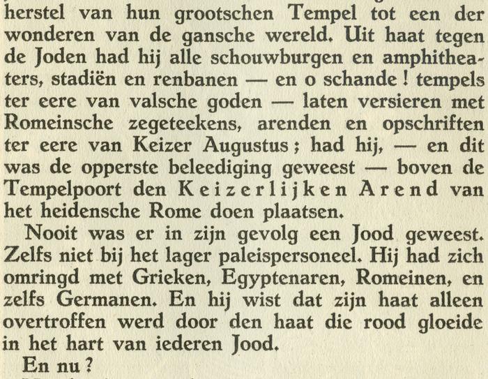 Herodes – Ernest Claes (De Blauwe Snoeckjes) 2