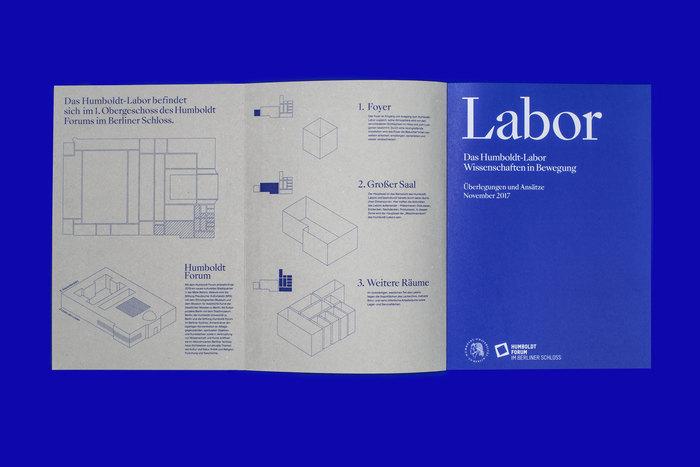 Humboldt-Labor introduction brochure 2