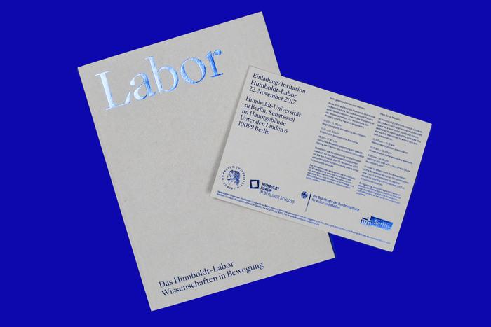 Humboldt-Labor introduction brochure 7