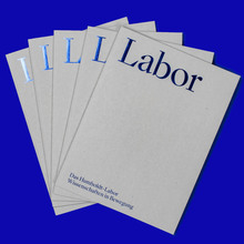 Humboldt-Labor introduction brochure