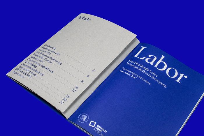 Humboldt-Labor introduction brochure 5