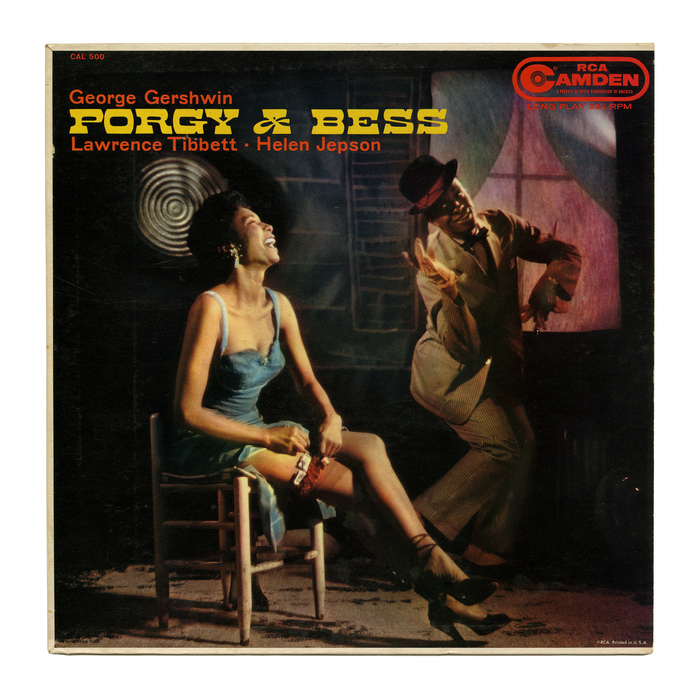 Porgy & Bess (RCA Camden Records)