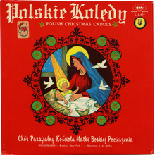 <cite>Polskie Kolędy: Polish Christmas Carols </cite>album art
