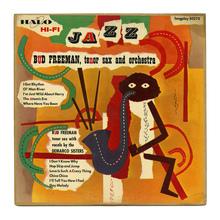 <cite>Jazz</cite> – Bud Freeman &amp; DeMarco Sisters