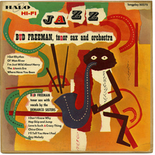 <cite>Jazz</cite> – Bud Freeman &amp; DeMarco Sisters