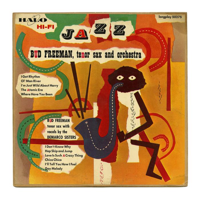 Jazz – Bud Freeman & DeMarco Sisters