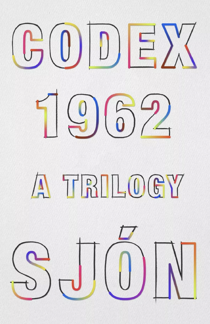 CoDex 1962 – Sjón