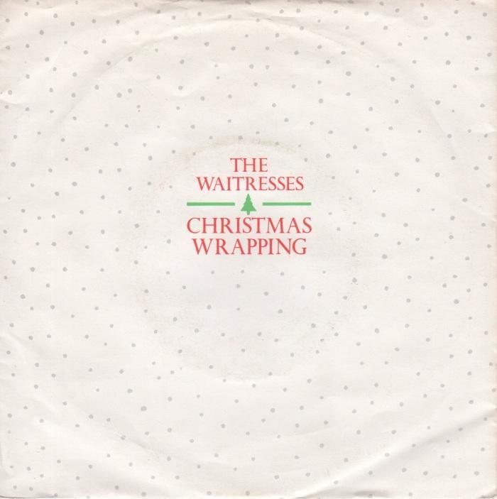 """Christmas Wrapping"" / ""Hangover 1/1/83"" – TheWaitresses 1"