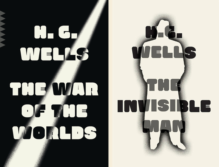The War of the Worlds and The Invisible Man – H.G. Wells (Vintage) 1