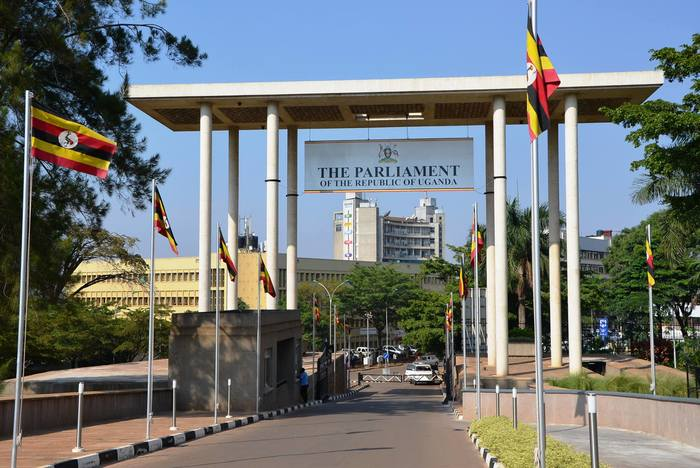 The Parliament of The Republic of Uganda 4