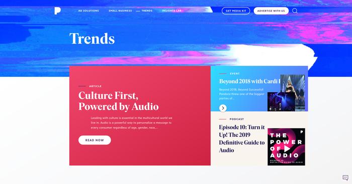 Pandora for Brands 4