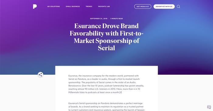Pandora for Brands 3