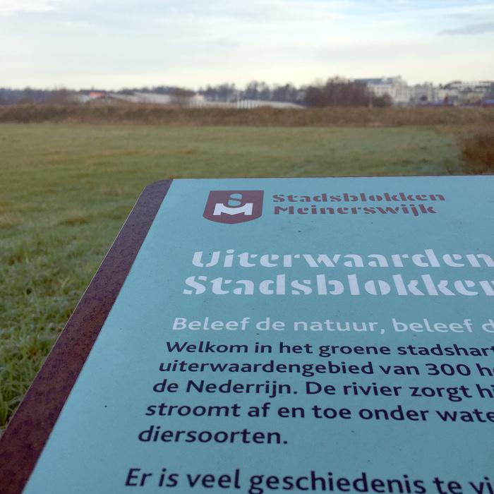 Stadsblokken Meinerswijk 4