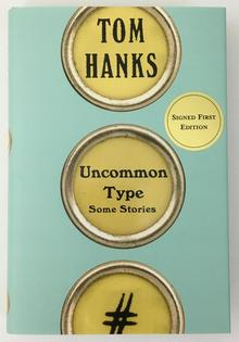 <cite>Uncommon Type: Some Stories</cite> – Tom Hanks