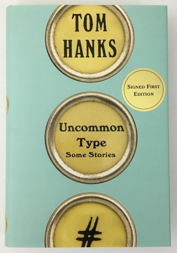 Uncommon Type: Some Stories – Tom Hanks 1