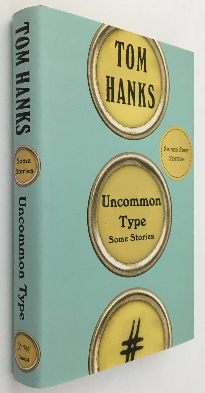 Uncommon Type: Some Stories – Tom Hanks 2
