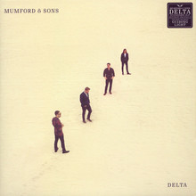 <cite>Delta</cite> and <cite>Delta</cite> <cite>Tour 2019</cite> by Mumford &amp; Sons
