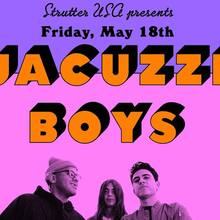 Jacuzzi Boys at Las Rosas, May 18th 2018