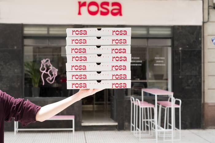 Pizzería Rosa 3