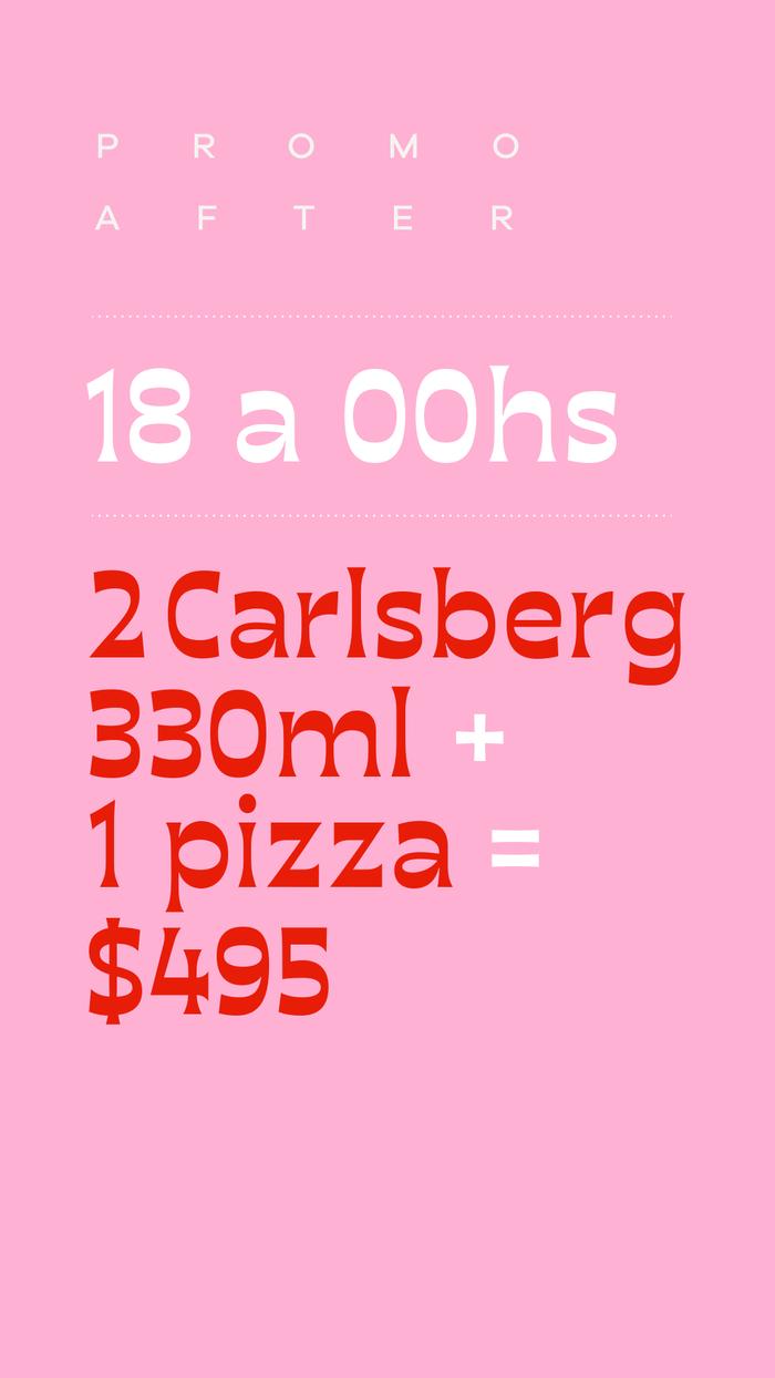 Pizzería Rosa 4