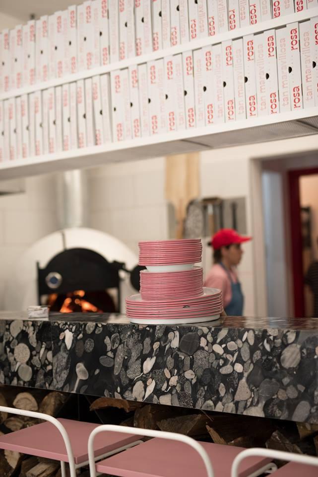 Pizzería Rosa 5