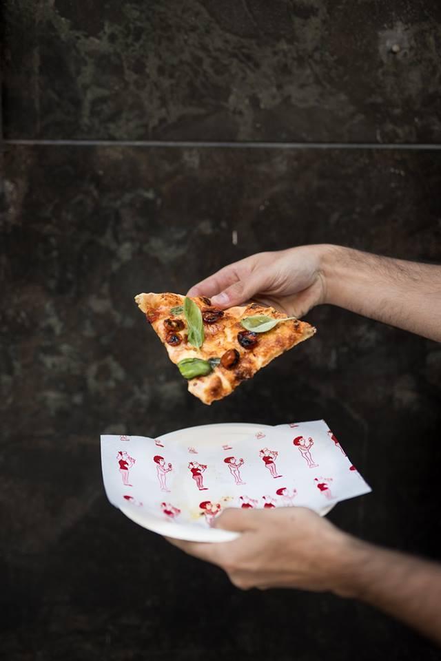 Pizzería Rosa 7