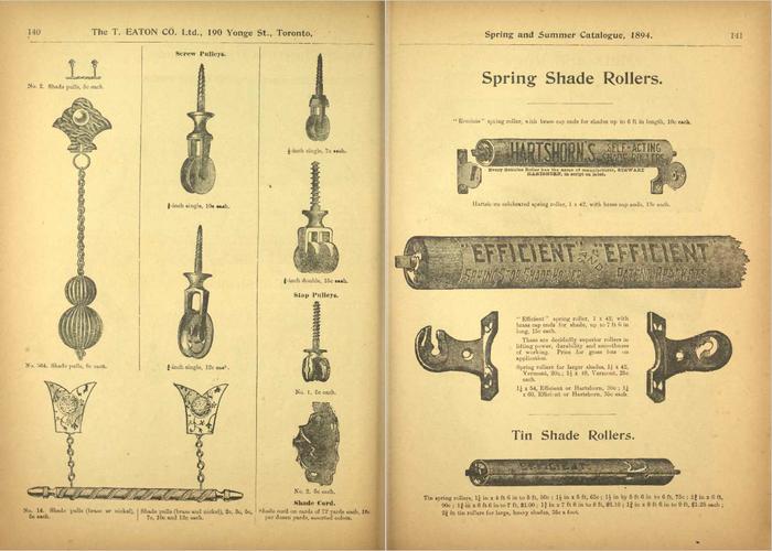 Eaton's Spring and Summer Catalogue No. 27 5