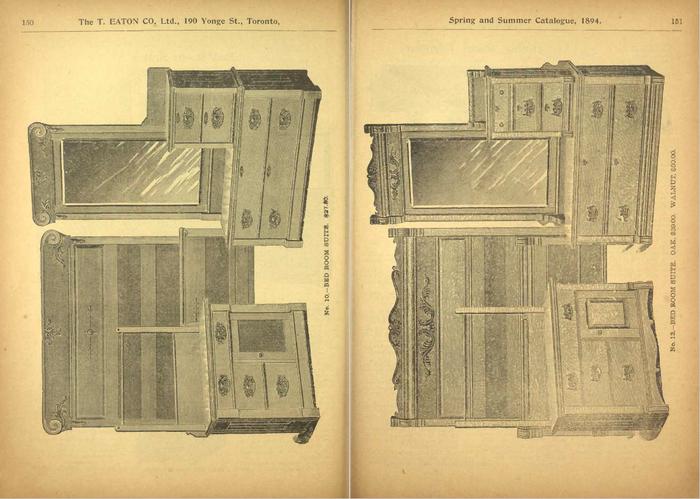 Eaton's Spring and Summer Catalogue No. 27 6