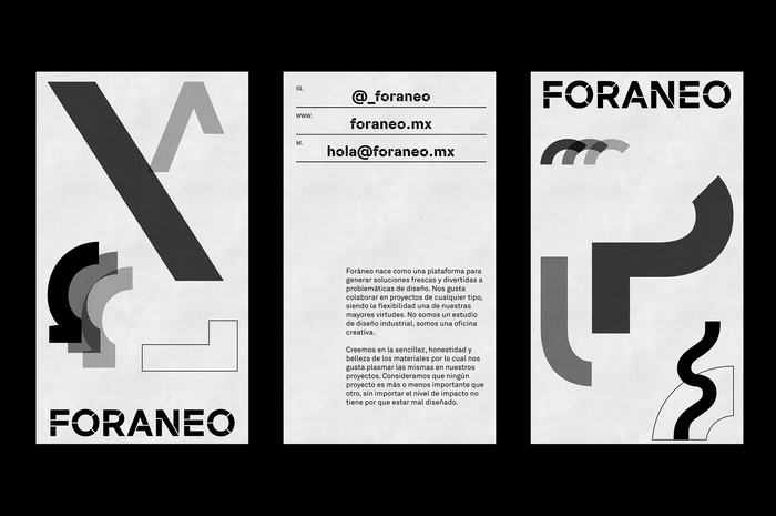 The website www.foraneo.mx has not been launched yet.
