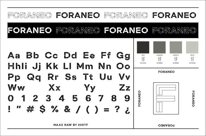Foraneo 4