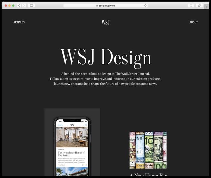 WSJ Design 2