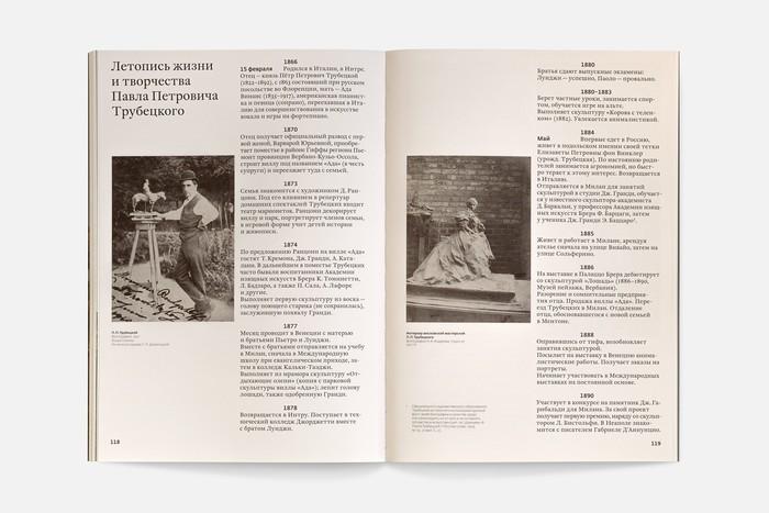 Sculptor Paolo Troubetzkoy exhibition catalogue 5