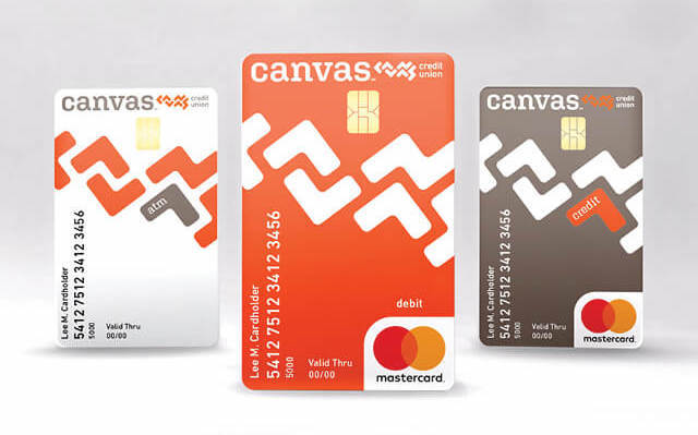 Canvas Credit Union - Fonts In Use