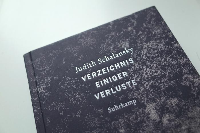 Verzeichnis einiger Verluste – Judith Schalansky (Suhrkamp) 1