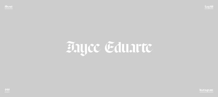 Jayce Eduarte website (2019) 6