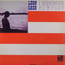 Leon Sash – <cite>I Remember Newport</cite>