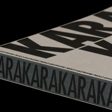 <cite>Karakarakas</cite> by Paolo Gasparini