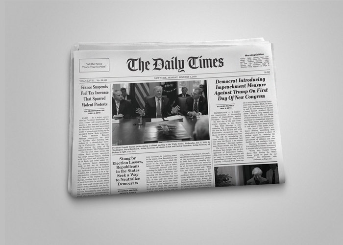 The Daily Times 1