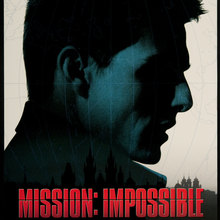 <cite>Mission: Impossible</cite> (1996) posters