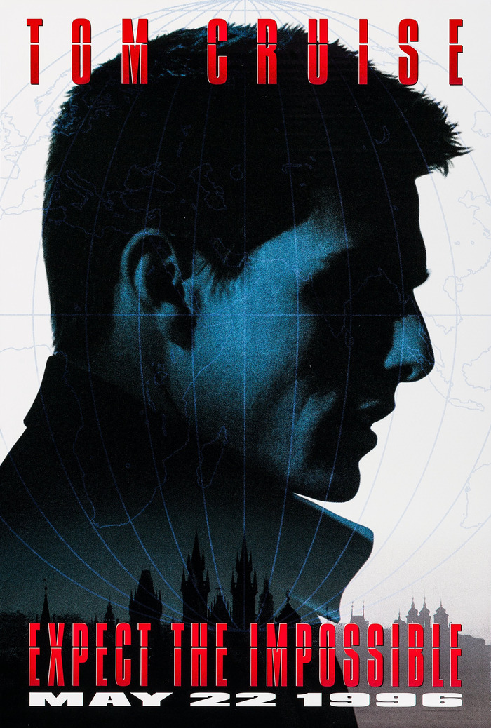 Mission: Impossible (1996) posters 2