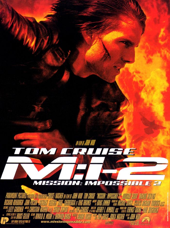 Mission: Impossible 2 (2000) movie posters 2