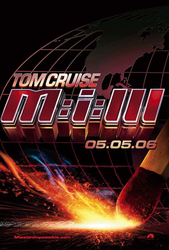 Mission: Impossible III (2006) posters 3