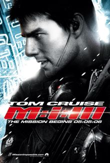 <cite>Mission: Impossible III</cite> (2006) posters