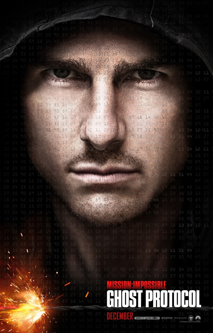 Mission: Impossible – Ghost Protocol (2011) posters 2